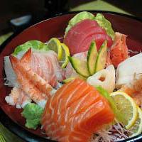 Sushi Wrocław - Sashimi Set 2 Darea Wrocław